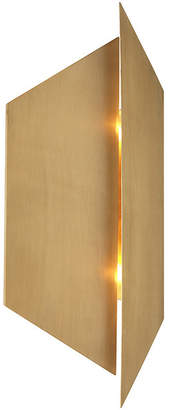 Heathfield & Co Hera Wall Light - Antique Brass