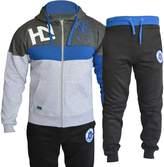 A2Z 4 Kids® Kids Tracksuit Boys HNL Projection Print Hoodie & Botom Jogging Suit 7 -13 Years
