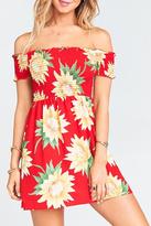 Show Me Your Mumu Dolly Sunflower Dress