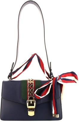 Gucci Pre-Owned Sylvie Web shoulder bag