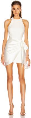 Cinq à Sept Windsor Dress in Ivory   FWRD