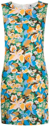 M Missoni Abstract Print Dress