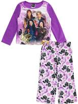 "Disney Descendants Little Girls' ""Good is the New Bad"" 2-Piece Pajamas - purple/multi"