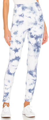 Monrow Bamboo Tie Dye Active Sweats