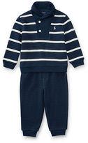 Ralph Lauren Boy Cotton Pullover & Pant Set