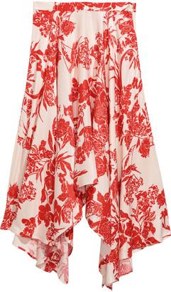 H&M Patterned skirt