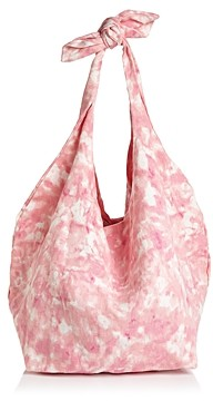 Faithfull The Brand Hanna Extra-Large Cotton Hobo Tote