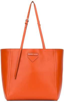 Prada Logo Concept Tote Bag