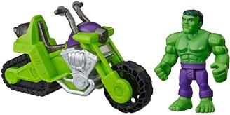 Marvel Heroes Adventures Hulk Smash Tank