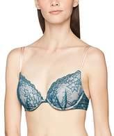 Palmers Women's Sensual Lace Push-up Bra,38C