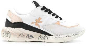 Premiata Scarlett panelled sneakers