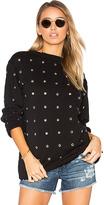 RtA Beal Sweatshirt in Black. - size L (also in )