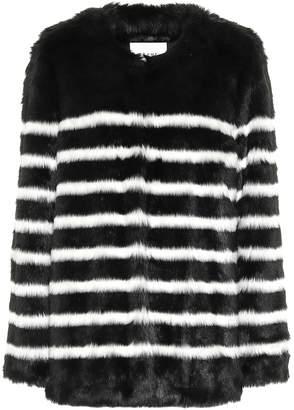 Frame Jerry faux fur jacket