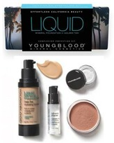 Young Blood Youngblood Liquid Mineral Foundation Complexion Perfection Kit
