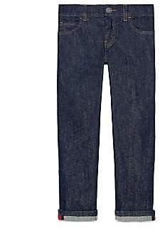 Gucci Little Boy's & Boy's Denim Pants
