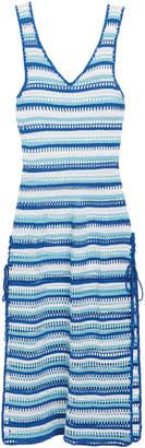 My Beachy Side Artemisia Crochet Maxi Dress