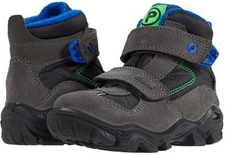 Primigi 63987 (Toddler/Little Kid) (Grey/Black) Boy's Shoes