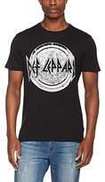 New Look Men's Leopard T-Shirt