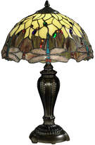Dale Tiffany Dale TiffanyTM Corrall Dragonfly Table Lamp