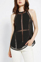 Urban Outfitters Cameo Megalomania Halter Tank Top