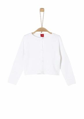 S'Oliver Girls' 403.10.004.17.150.2021506 Cardigan Sweater