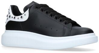 Alexander McQueen Embellished Show Sneakers