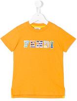 Fendi logo print T-shirt