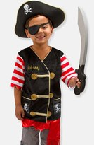 Melissa & Doug Infant Personalized Pirate Costume