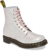 Dr. Martens 1460 Croc Embossed Boot