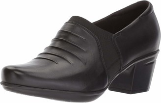 Clarks Women's Emslie Chara Slip-on Loafer