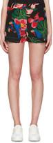 Valentino Multicolor Tropical Dream Shorts