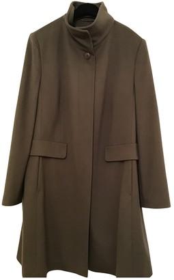 Basler Brown Wool Coat for Women