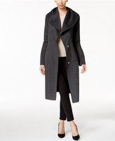 Jones New York Wool-Blend Wrap Coat
