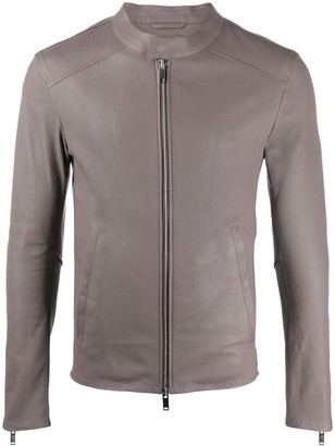 Desa 1972 Fitted Zipped Jacket