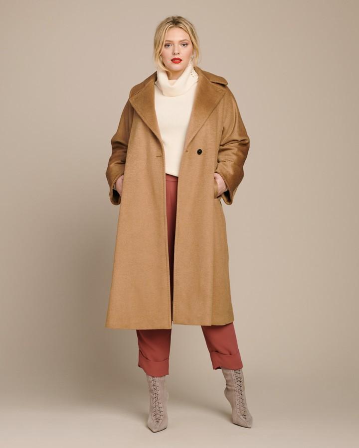 Marina Rinaldi Tigrotto Coat