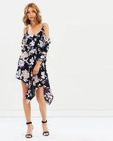 Sass Garden Party Flutter Dress