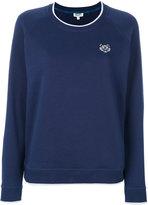 Kenzo Mini Tiger sweatshirt - women - Cotton - XS