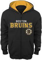 Reebok Boys 8-20 Boston Bruins Stated Hoodie