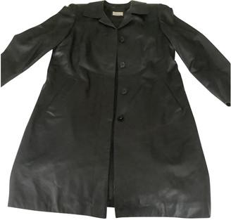 Harrods Black Leather Jackets