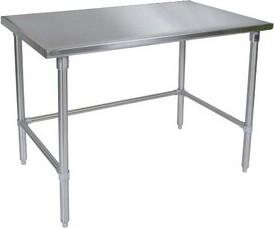 John Boos Stainless Steel Work Table