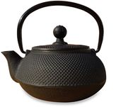 "Bed Bath & Beyond Tetsubin ""Sapporo"" 20-Ounce Cast Iron Teapot with Infuser"