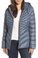 Halogen Hooded Down Blend Puffer Jacket