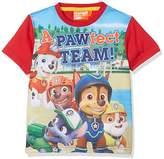 Nickelodeon Boy's Paw Patrol T-Shirt