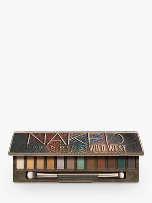Urban Decay Naked Wild West Eyeshadow Palette, Multi