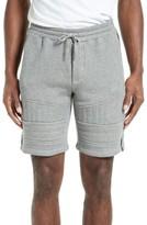The Kooples Men's Zippers Fleece Shorts