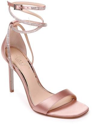 Badgley Mischka Shaylee Ankle Wrap Heeled Sandal