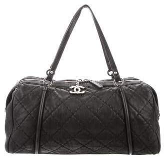 Chanel Relax CC Bowling Bag