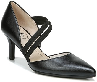 LifeStride Samantha Strappy Vamp Pump - Wide Width Available