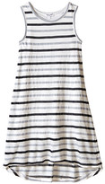 Splendid Littles Striped Mesh Dress (Little Kids)