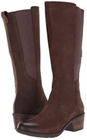 Teva Anaya Tall WP (Chocolate Brown) Women's Shoes